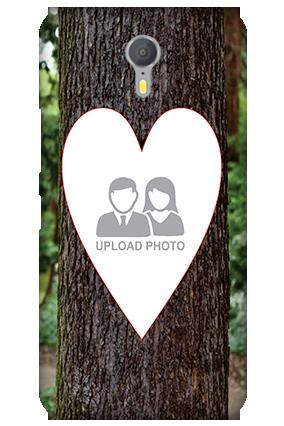 Heart Lenovo ZUK Z1 Mobile Cover