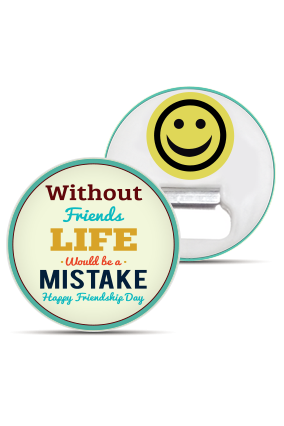 Life Is Cool Magnet