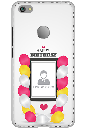 3D - Xiaomi Redmi Note 5A Birthday Greetings Mobile Cover