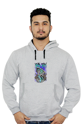 Bad Bin Full Sleeves Hoodie
