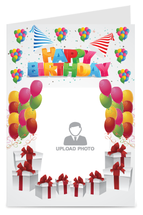 Gift & Birthday Greeting Card