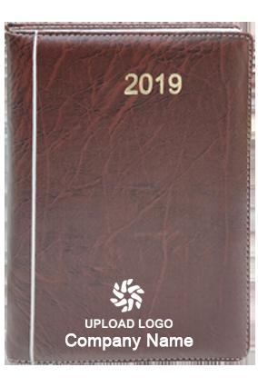 Customized Nescafe Diary 123