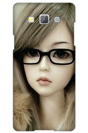 Personalised Samsung Galaxy A5 2015 Girl Next-Door Mobile Cover