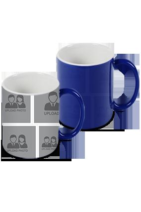 Design Blue Magic Mug