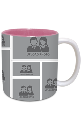Amazing Inside Pink Mug
