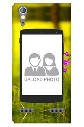 Customized Abstract Lenovo A6000 Mobile Cover