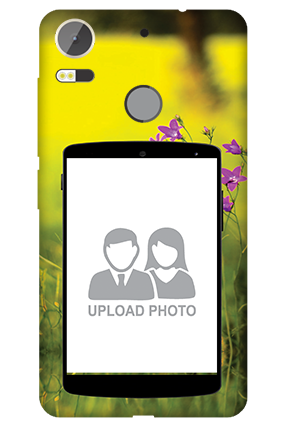 Abstract HTC Desire 10 Pro Mobile Cover