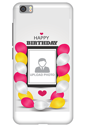 3D - Xiaomi Mi 5 Birthday Greetings Mobile Cover