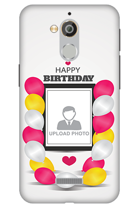 3D - Coolpad Note 5 Birthday Greetings Mobile Cover