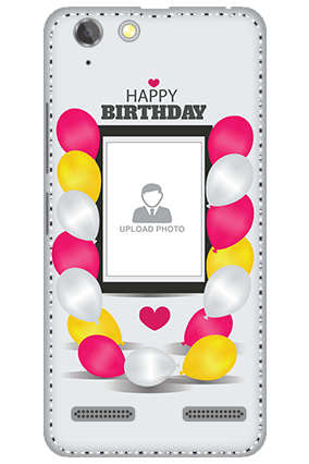 3D - Lenovo Vibe K5 Plus Birthday Greetings Mobile Cover