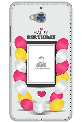3D - Gionee S6 Pro Birthday Greetings Mobile Cover
