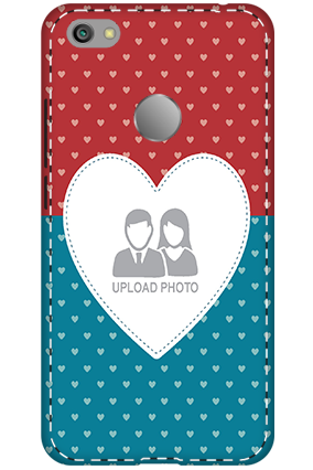 3D - Xiaomi Redmi Note 5A Colorful Heart Valentine's Day Mobile Cover
