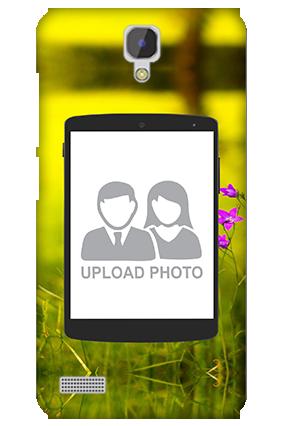 Abstract Xiaomi Redmi 2 Mobile Cover
