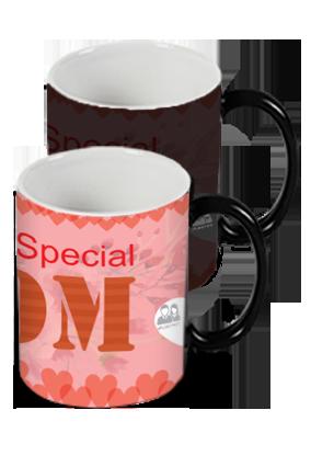 You're Special Mom Black Magic Mug