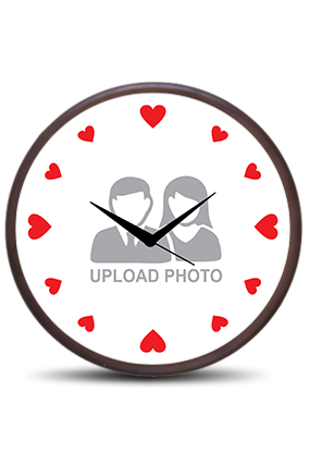 Wall Clocks Buy Personalized Wall Clocks with Photo Online in