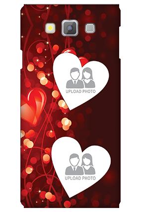 Samsung galaxy A7 True Love Valentine's Day Mobile Cover
