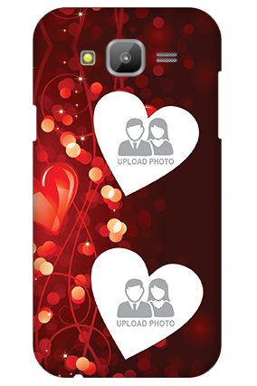 Samsung Galaxy J5 True Love Valentine's Day Mobile Cover