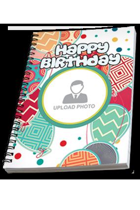 Birthday Wishes Notebook