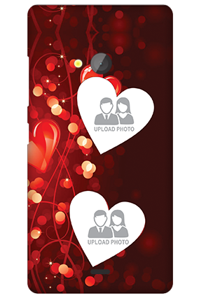 Silicon - Microsoft Lumia 540 True Love Valentine's Day Mobile Cover