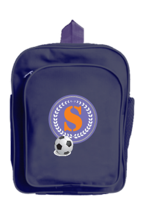 Football School Bag