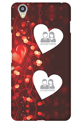 Customized Oneplus X True Love Valentine's Day Mobile Cover