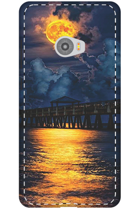3D-Xiaomi Mi Note 2 Sunset Theme Mobile Cover