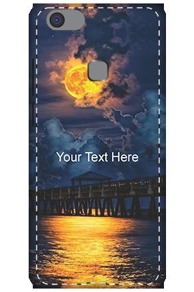 3D - Vivo V7 Plus Sunset Theme Mobile Cover