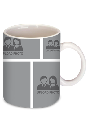 6 Photos Coffee Mug