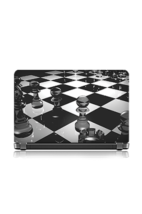 Personalised Chess Based Laptop Skin