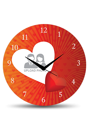Love Dose Wall Clock