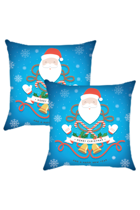 Christmas Bells Cushion Cover