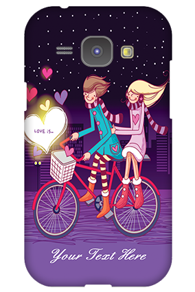 Samsung Galaxy J1 Ride Valentine's Day Mobile Cover