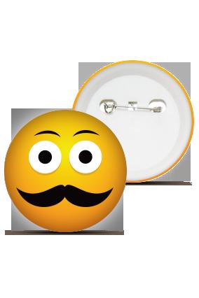 Smile Badge