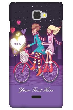 Premium Coolpad Dazen 1 Ride Valentine's Day Mobile Cover