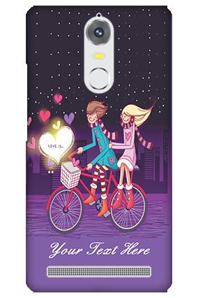 Lenovo K5 Note Ride Valentine's Day Mobile Cover