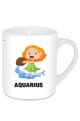 Aquarious Tea Mug