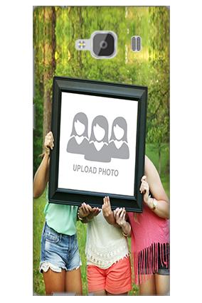 Silicon - Girls Xiaomi Redmi 2 Prime Mobile Cover