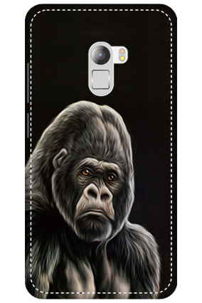 3D - Lenovo K4 Note Angry Mobile Cover