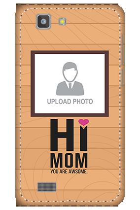 3D - Vivo X3S Best Mom Mobile Cover