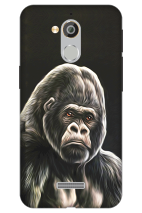 3D - Coolpad Note 5 Angry Mobile Cover