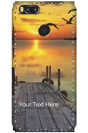 3D - Xiaomi Mi A1 Sunrise Theme Mobile Cover