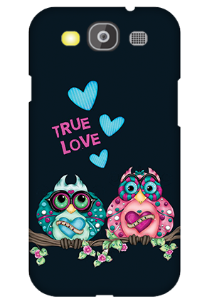 Samsung Galaxy S3 Neo Love Is Around Valentine's Day Mobile Cover