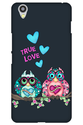 Custom Oneplus X Love Is Around Valentine's Day Mobile Cover