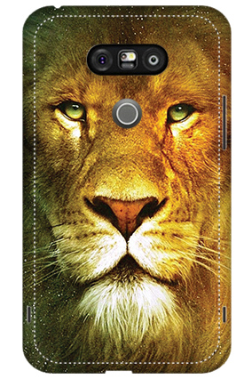3D - LG G5 Lion Face Mobile Cover
