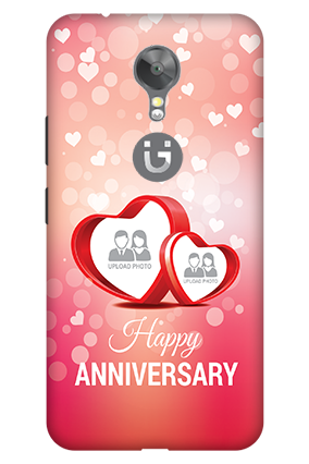3D - Gionee A1 Anniversary Special Mobile Cover