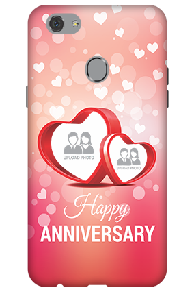 3D - Oppo F7 Anniversary Special Mobile Cover
