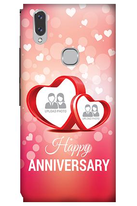 3D - Vivo V9 Anniversary Special Mobile Cover