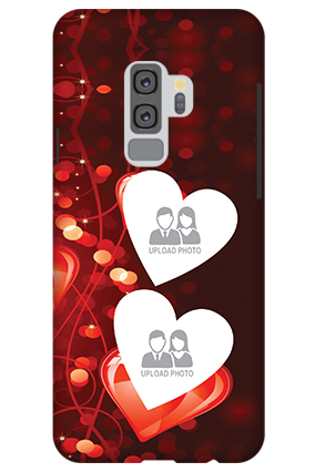 3D-Samsung Galaxy S9 Plus True Love Valentine'S Day Mobile Cover
