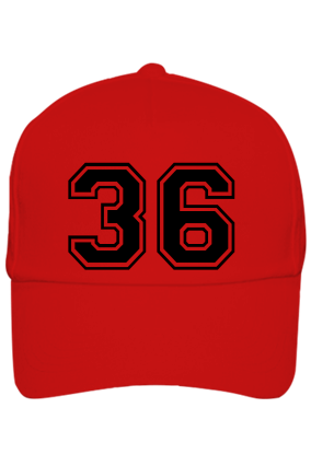 Cricket Fever Customized Cotton Red Cap