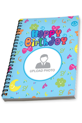 Buy Personalized Birthday Notebooks Online In India With Custom